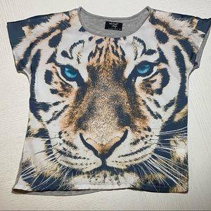WAYNE Jnr By Wayne Cooper Tiger T-Shirt